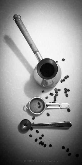 О кофе © 2011 Alex Nedoviziy
