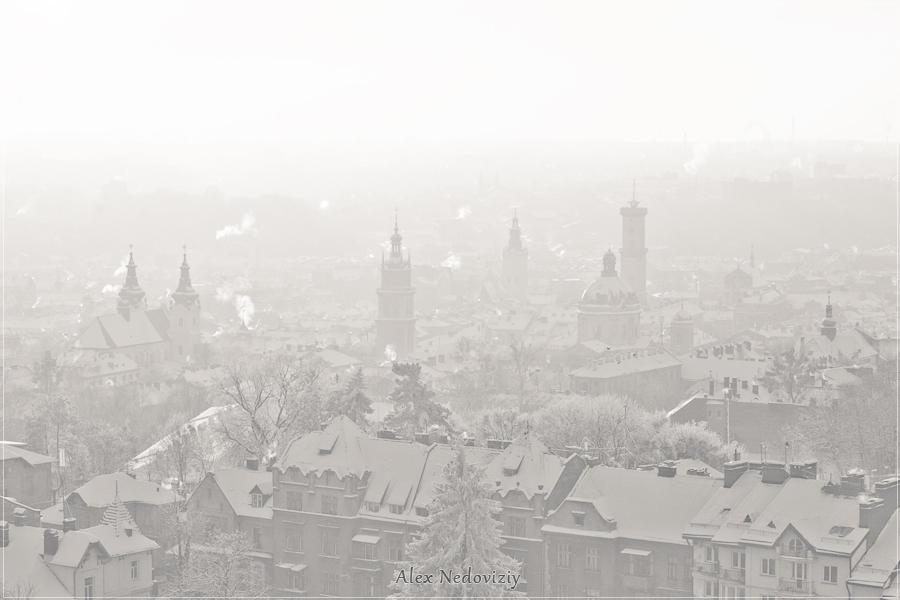 Winter's tale by Alex Nedoviziy © 2010