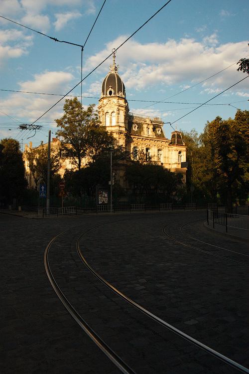 Вілла Юзефи Франц. Львів ©2012 Alex Nedovizii