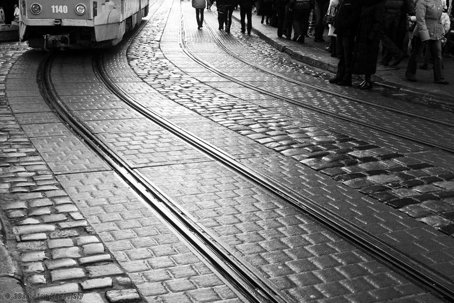 Любопытный трамвай © 2011 Alex Nedoviziy