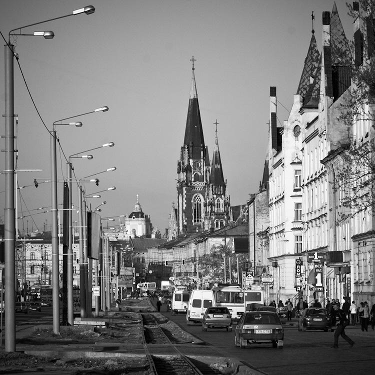 Привокзальная © 2010 Alex Nedoviziy
