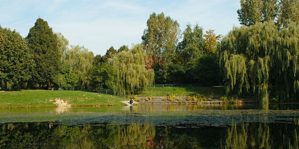 Есть в графском парке ... © 2010 Alex Nedoviziy