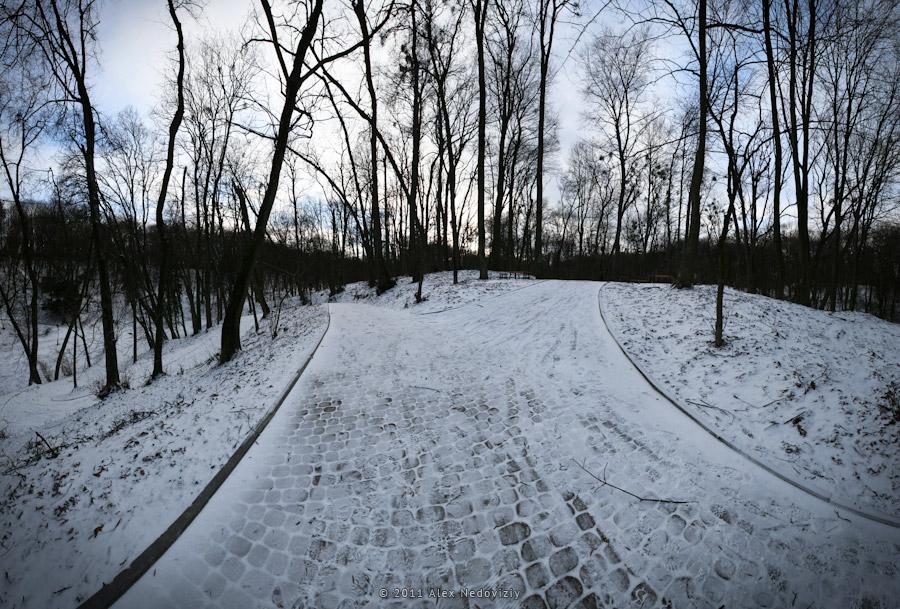 Однажды в Стрийском парке © 2011 Alex Nedoviziy