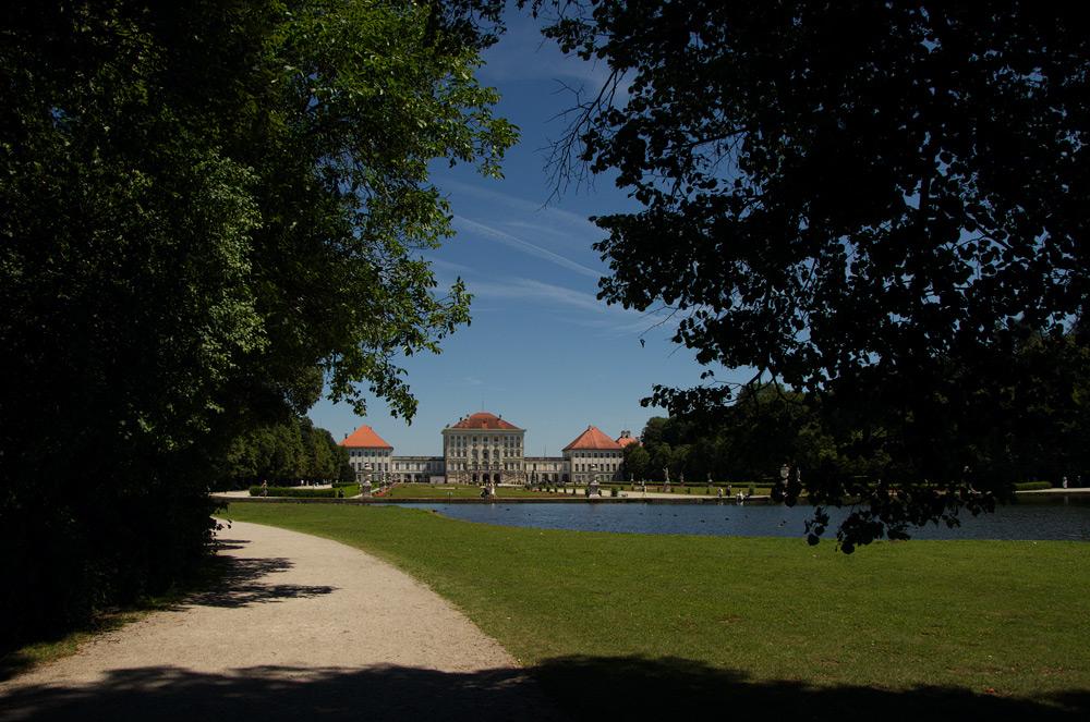 Schloss Nymphenburg. München, Bayern. Deutschland (c) 2014 Alex Nedovizii