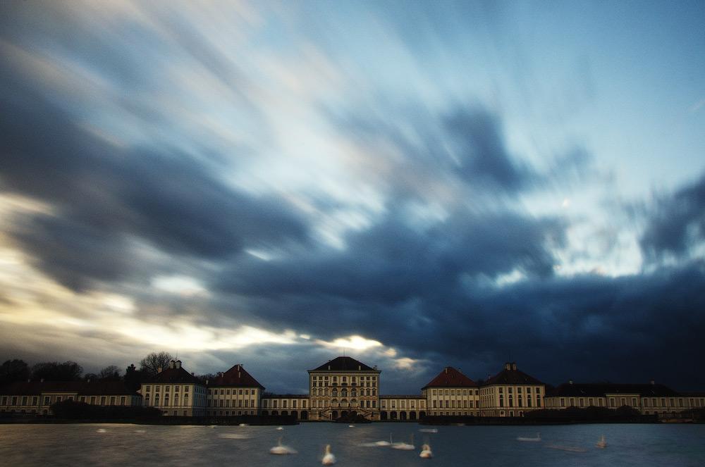Nymphenburg. München, Bayern © 2015 Alex Nedovizii