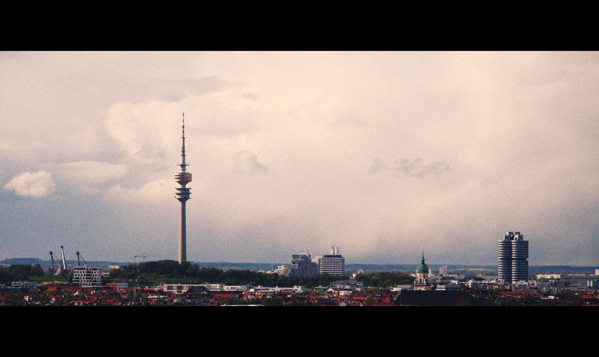 München © 2016 Alex Nedovizii