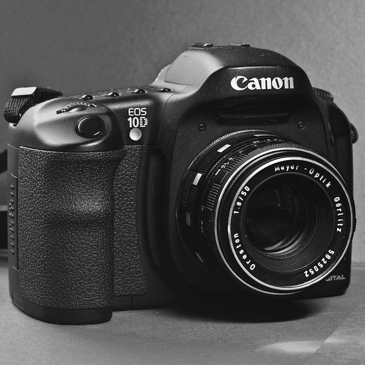 Canon EOS 10D + Meyer Optik Görlitz Oreston 50 mm f/1.8 © 2010 Alex Nedoviziy