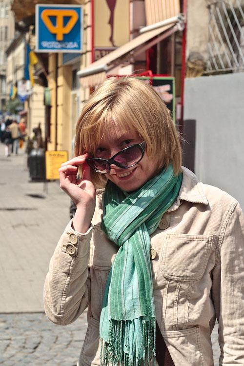 Кокетничаем © 2010 Alex Nedoviziy