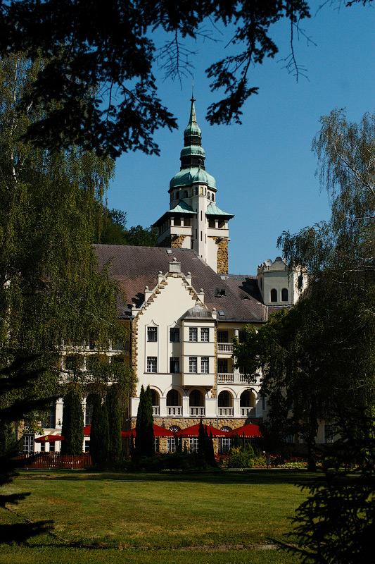 Курорт Lillafüred, Угорщина © 2012 Alex Nedovizii