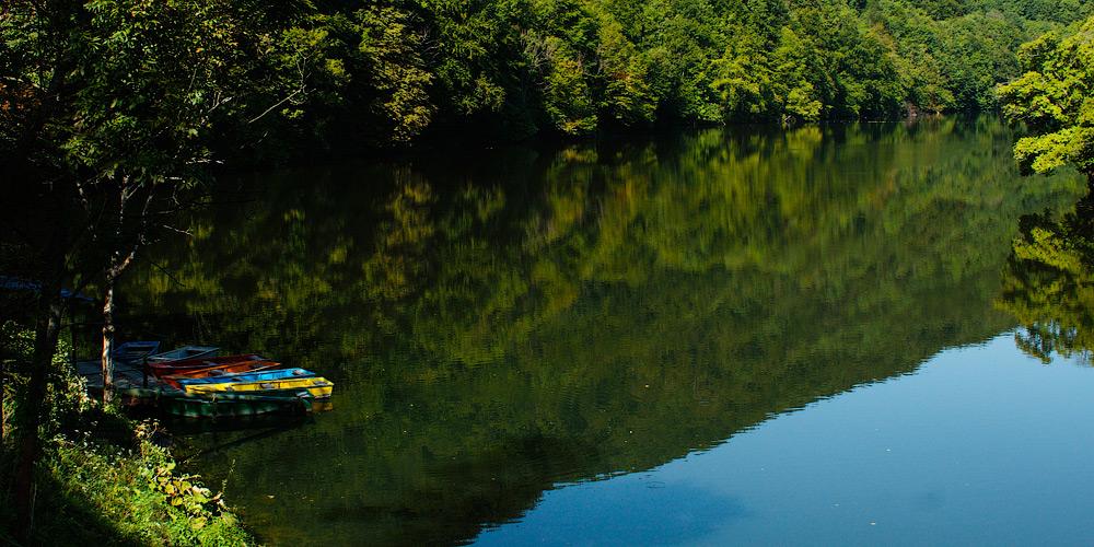 Озеро Hámori, Угорщина © 2012 Alex Nedovizii