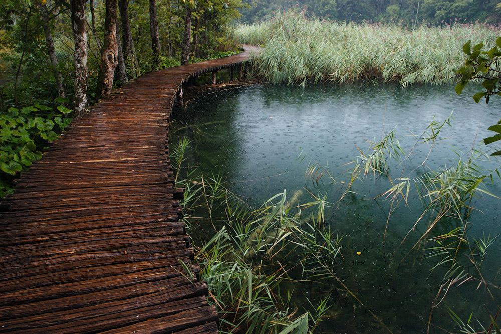 Плітвіцька казкова. Плітвіцькі озера, Хорватія © 2012 Alex Nedovizii