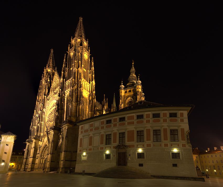 Собор св. Віта, Прага, Чехія © 2013 Alex Nedovizii
