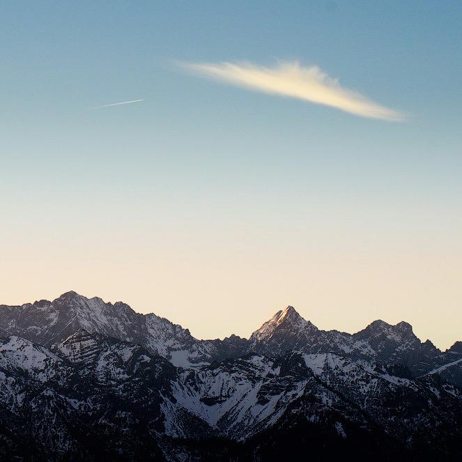 В далеких-далеких горах... Баварія, Німеччина © 2014 Alex Nedovizii