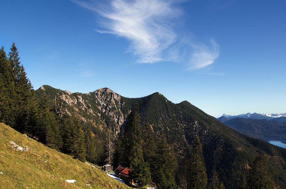 Про хатинку на альпійській полонинці. Баварія, Німеччина © 2014 Alex Nedovizii