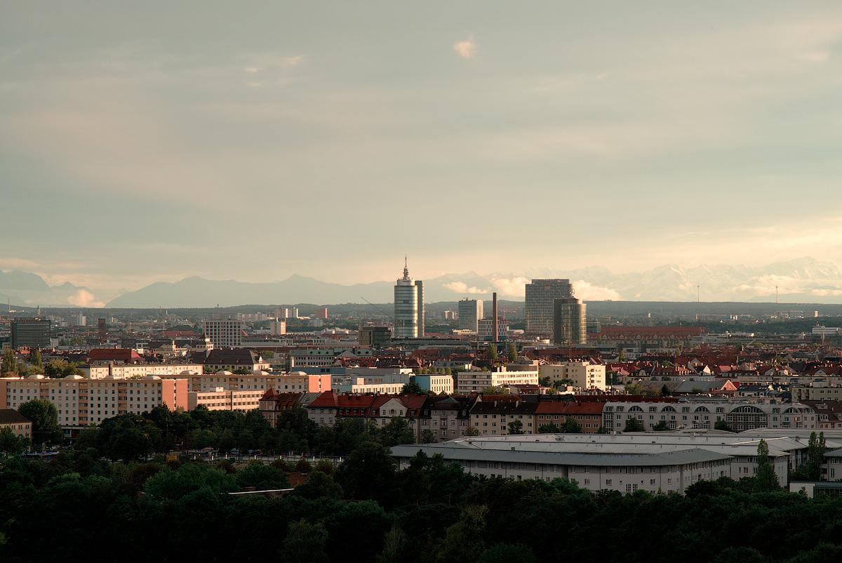 München, Bayern, Deutschland © 2017 Alex Nedovizii