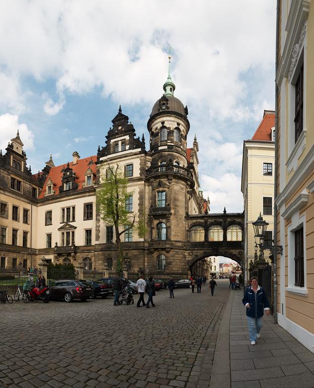 Дрезден. Саксонія, Німеччина © 2015 Alex Nedovizii