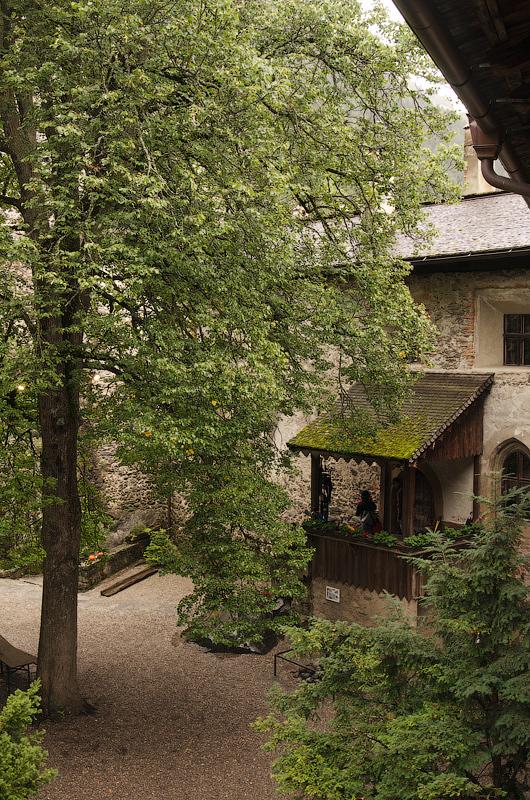 Castello di Tures (Burg Taufers), Trentino - Alto Adige (Südtirol), Bolzano, Italia © 2015 Alex Nedovizii
