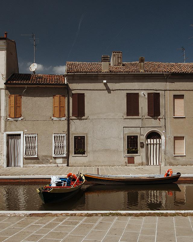 Comacchio, Emilia-Romagna, Italy © 2015 Alex Nedovizii