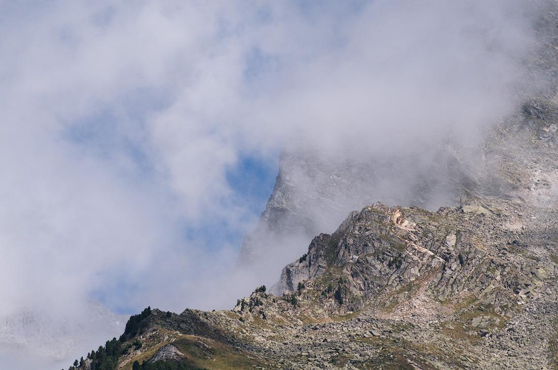 Lago di Anterselva, Alto Adige, Italia © 2015 Alex Nedovizii
