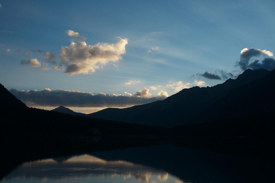 Lago di Anterselva, Alto Adige, Italia © 2015 Julia Tykhan