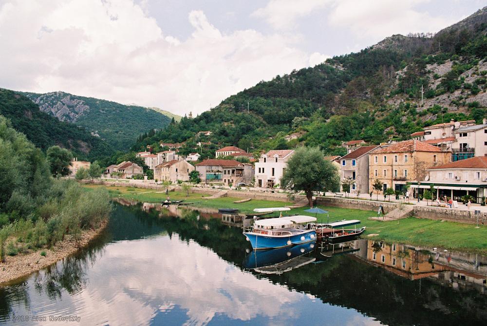 Rijeka Crnojevica village, Montenegro © 2010 Alex Nedoviziy