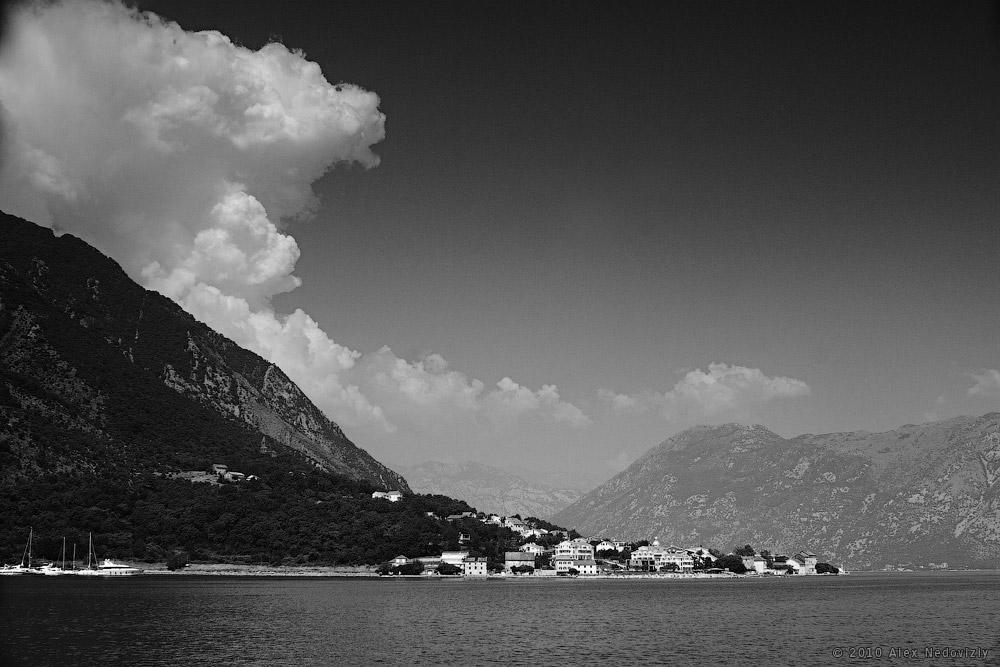 Boka-Kotor bay. Montenegro. © 2010 Alex Nedoviziy