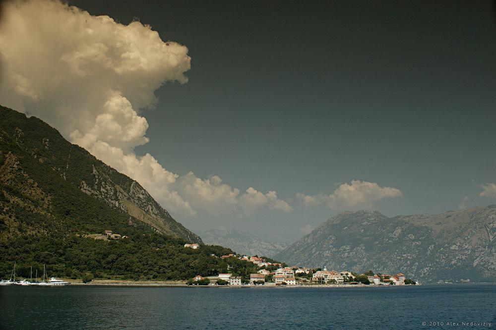 Бока-Которский залив, Черногория © 2010 Alex Nedoviziy