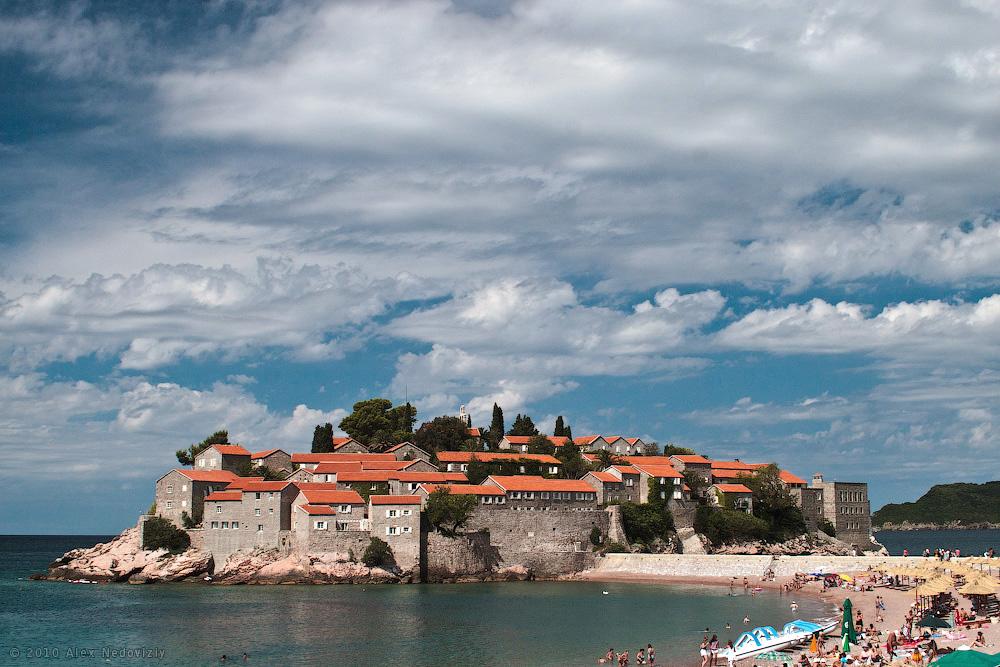 Sveti Stefan (Свети Стефан), Montenegro © 2010 Alex Nedoviziy