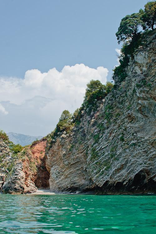 У острова Святого Николая © 2010 Alex Nedoviziy