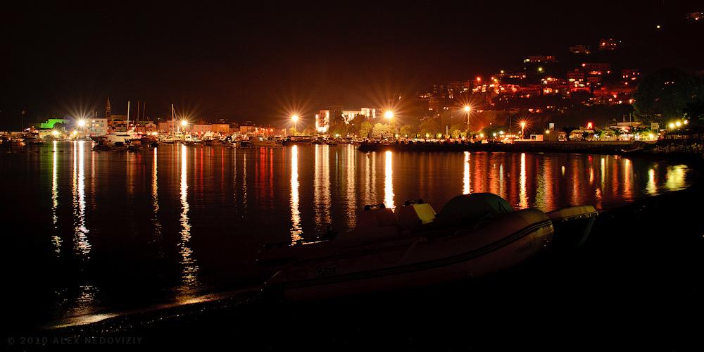 Сон будванских лодок © 2010 Alex Nedoviziy