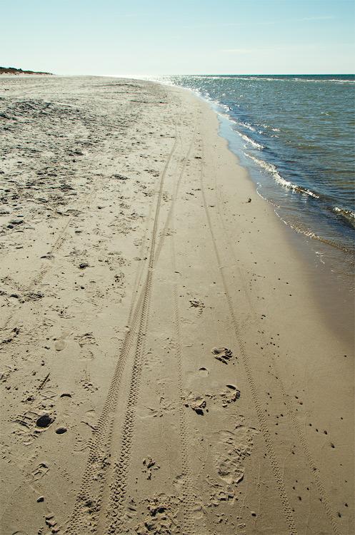 Балтика. Лінія прибою. © 2014 Alex Nedovizii