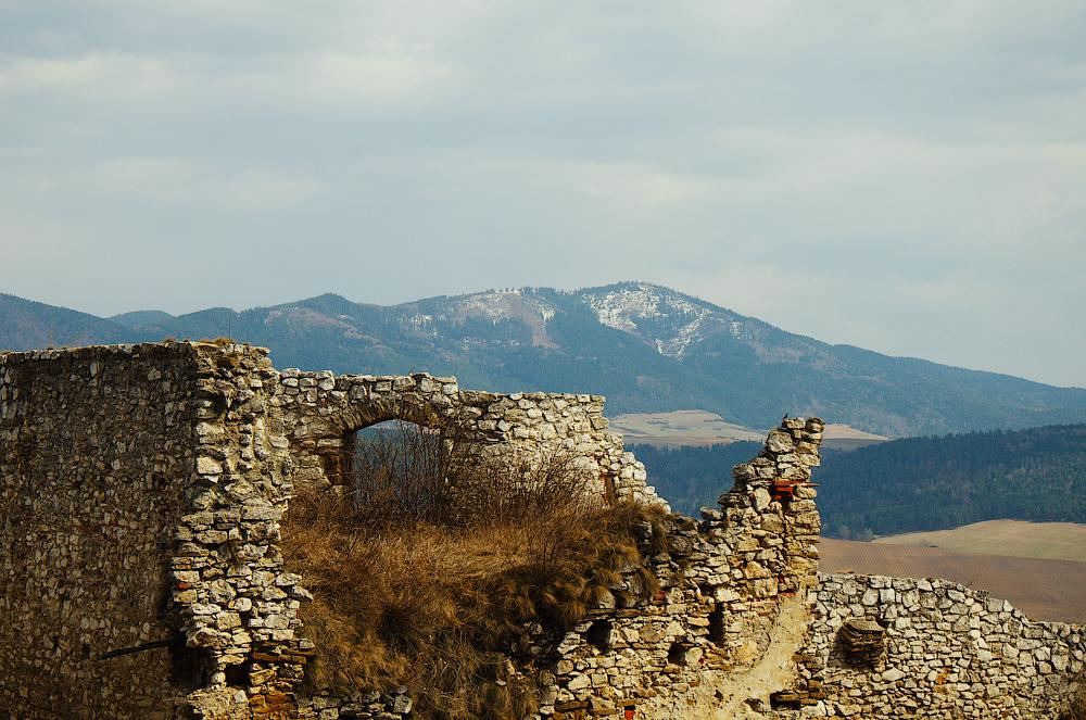 Spišský Hrad, Slovensko ©2013 Alex Nedovizii