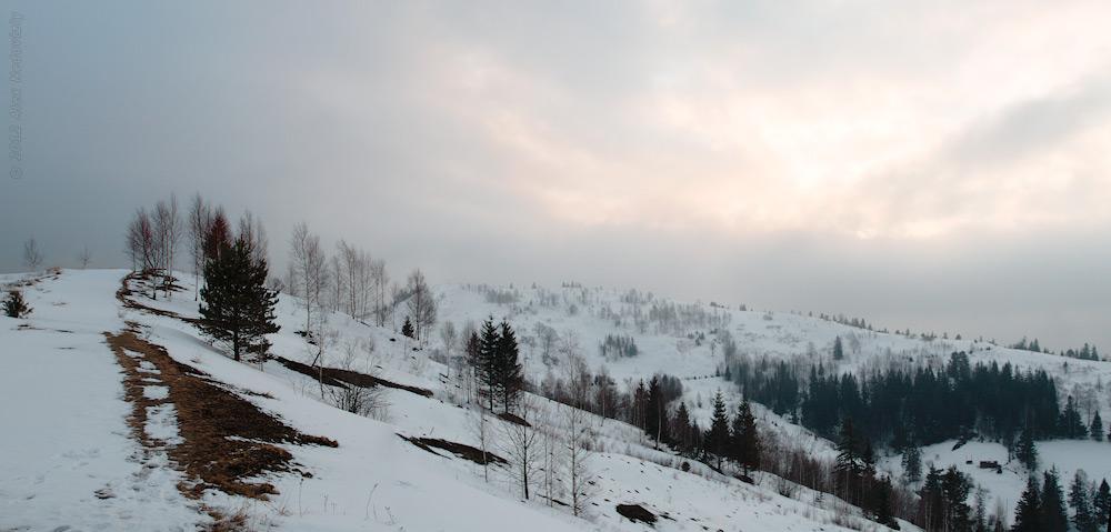 Наостанок виглянуло Сонечко © 2012 Alex Nedoviziy