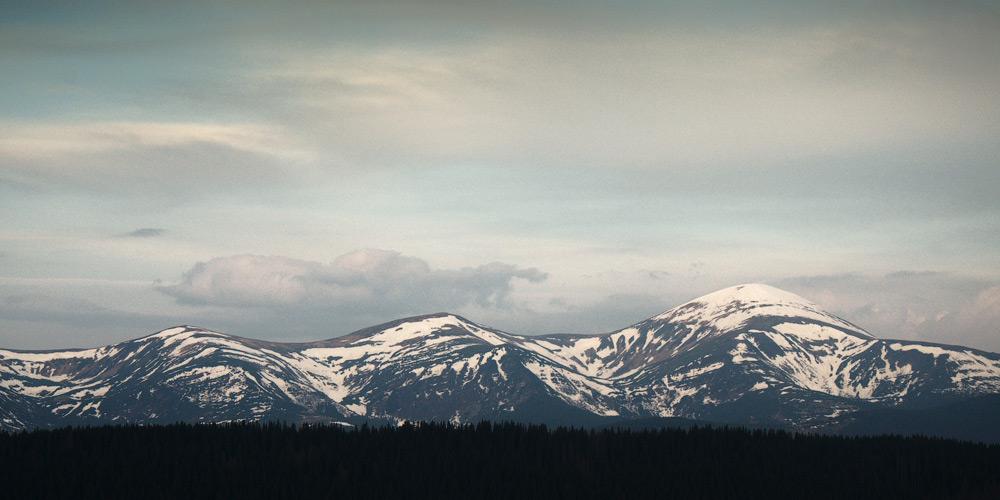 Тріо з Чорногори. Перед світанком © 2013 Alex Nedovizii