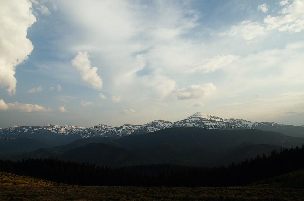 Чорногора © 2013 Alex Nedovizii