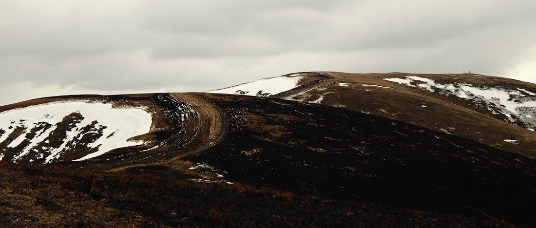 Манчульські лінії. Закарпатська область, Україна © 2014 Alex Nedovizii
