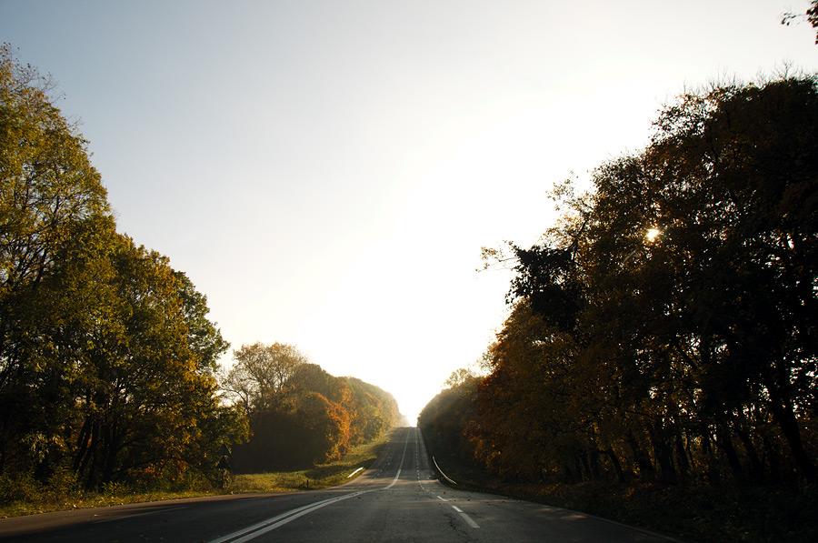 Світ з вікна машини © 2012 Alex Nedovizii