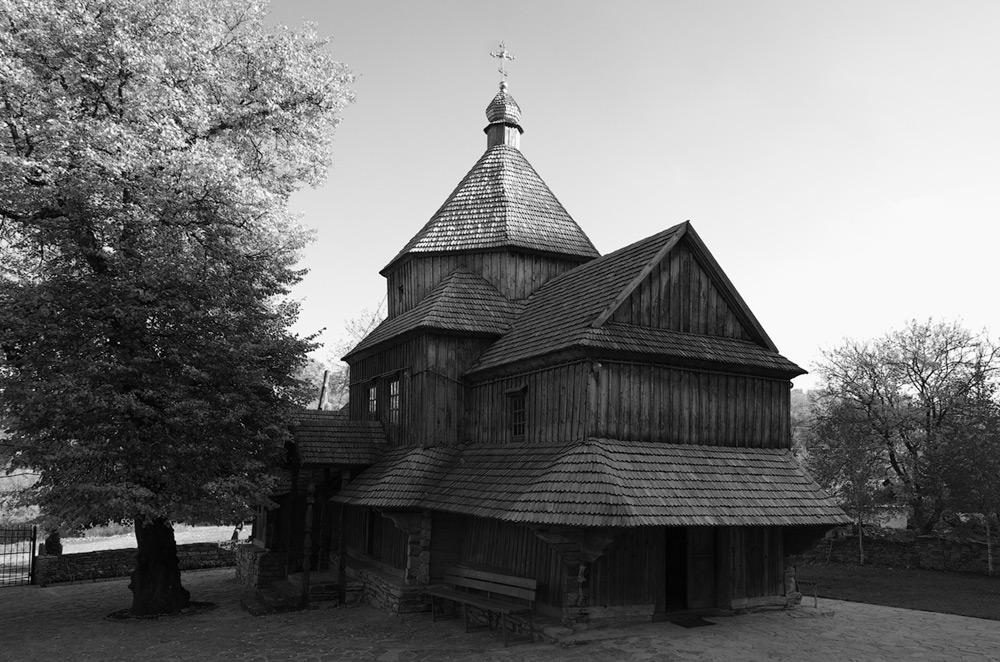 Хрестовоздвиженська церква (Кам'янець-Подільський) © 2012 Alex Nedovizii