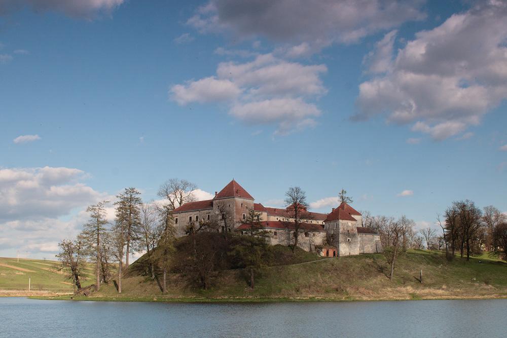 Он самый, Свиржский замок © 2010 Alex Nedoviziy